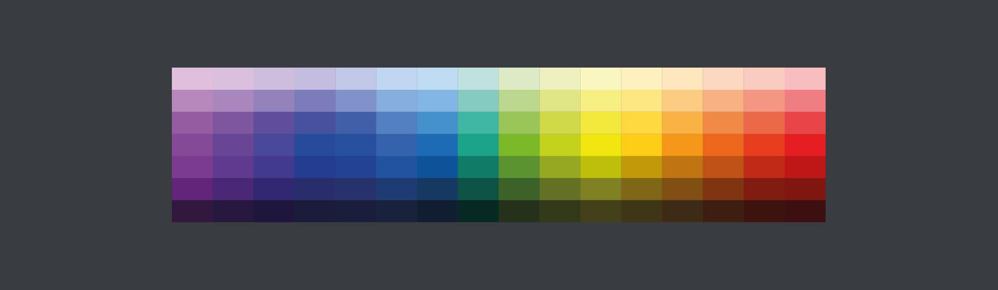 How Colours Affect Your Web Design